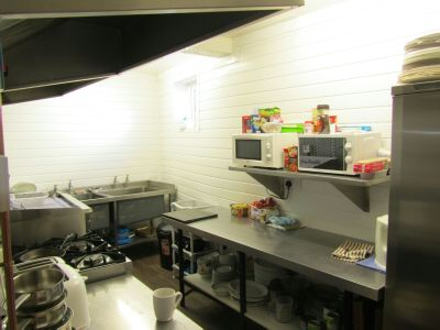 Catering Kitchen Food Industry Benefits Stainless Steel