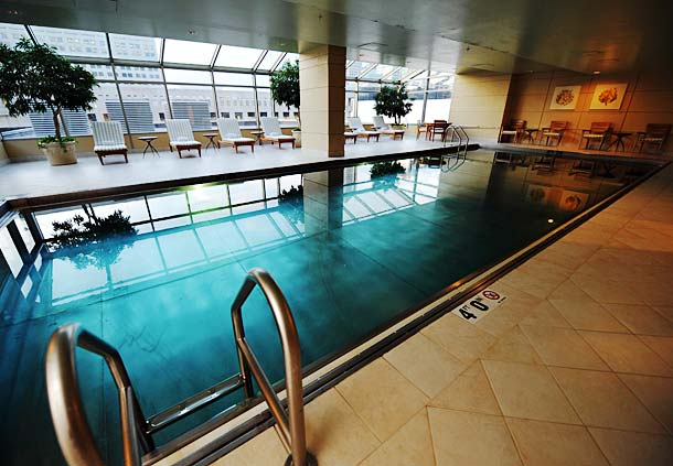 Why Stainless Steel Works for Indoor Swimming Pools - National ...